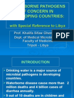 Waterborne Pathogens in Developing Countries