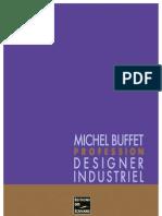 Michel BUFFET Designer industriel