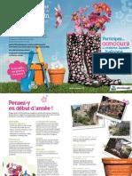 concours des maisons, facades et balcons fleuris de la ville de Rennes