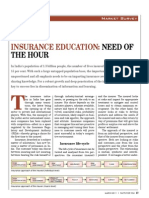 Insurance Education March11