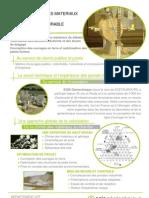Fiche Produit- ion Materiaux
