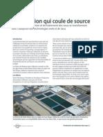 Water Wastewater Case Study - 3 études de cas (lr)
