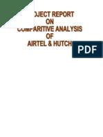 40534156 Airtel Hutch Comparison