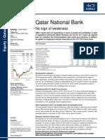 Qatar National Bank April 2011