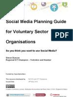 Social Media Planning Guide