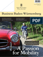 Business Baden-Württemberg 1 2011
