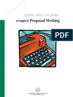 47019014 Proposal Writing[1]