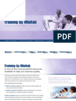 Minitab Training Brochure