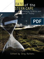 The Fate of the Eastern Cape