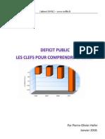 Ebook Déficit public