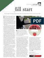 Hill start