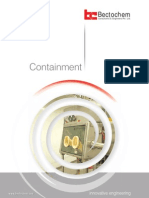 Containment Brochure '09