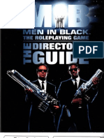 Men in Black - The Directors Guide