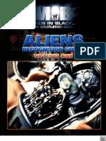 Men in Black Rpg - Aliens Recognition Guide