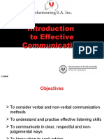 Mods Introduction Effective Communication