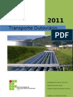 Transporte Dutoviário