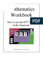 Set Math Workbook
