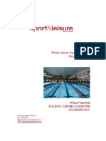 PIAC Feasibility Study Report March 2011