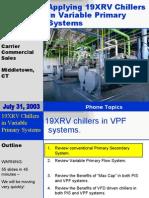 Carrier Vpf System
