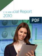 BBVA Financial Report 2010