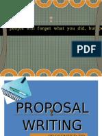 PROPOSAL Presentation 1