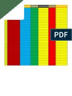 Contoh Laporan Gudang PDF Masih Kosong