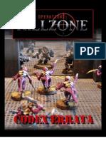 KillZone - Errata (wip)