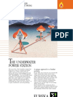 The Underwater Power Station - Archimedes Wave Swing - Eureka Project