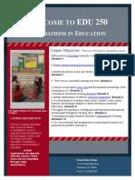 Objectives & Description