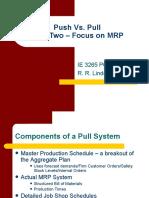 Push vs Pull Part2 Slide Set 10