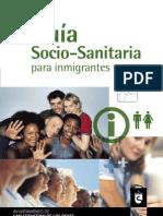`Guía socio-sanitaria para inmigrantes´