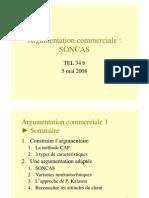 Les Argument at Ions Commerciales