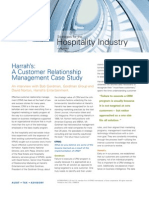 A Customer Relationship Management Case Study