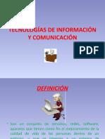 Diapositivas Tics