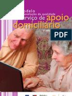 Serviço de Apoio Domiciliário - Modelo de Avaliação