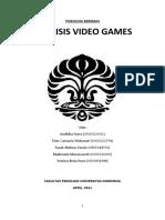 Laporan Analisis Video Games