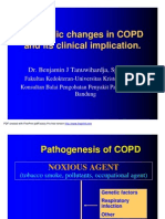 Metabolism and Nutrition in COPD