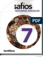 Texto escolar de estudios sociales