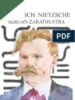 Seruan Zarathustra - F.nietzsche