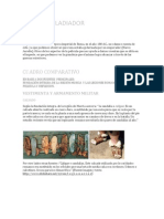 Metolología de la Investigacion, Pelicula Gladiador, Natalia Aguirre Fuentes