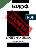 Naruto d20 - Sage's Handbook