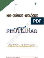 EDI quimico biologico N° 2 ANEXO - PROTEÍNAS