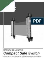 Cortina de Luz - Compact Safe Switch - CSSB Em A5