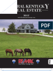 My Central Kentucky Real Estate May 2011
