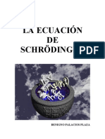 Ecuacion de Schrodinger
