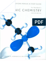 2449.Student Solutions Manual and Study Guide for Hornback's Organic Chemistry, 2nd by Joseph M. Hornback