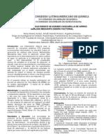 Adsorcion de Rojo Basico 46 Usando Cascarilla de Arroz Analisis Mediante Diseno Factorial
