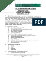 fluido de perfuraçao(drilling fluids)