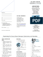 Cybersafety Workshop Brochure