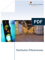 Distribution Effectiveness Method